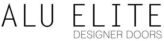 ALU Elite Designer Doors
